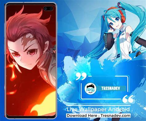 tanjiro kimetsu  yaiba android  wallpaper tresnadev