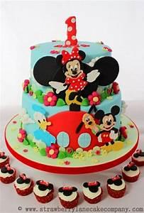 gateau anniversaire pour enfants 110 idees inspirantes With salle de bain design avec décoration d anniversaire minnie