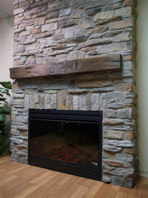stack fireplace decoration how to build stacks veneer fireplace