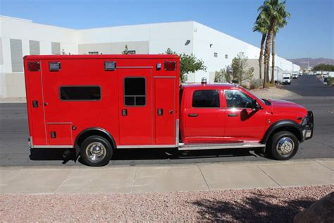 Dodge Ambulance by 1509 Summit County Ems 2016 Dodge Ram Wheeled Coach