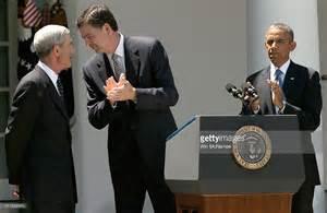 Obama James Comey FBI