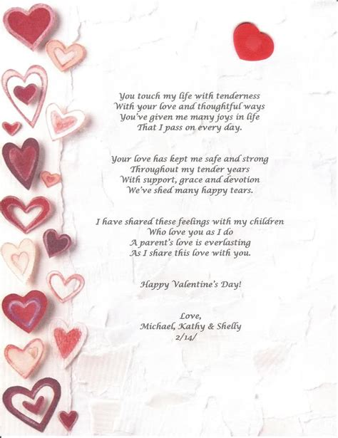 Happy Valentine's Day Poem