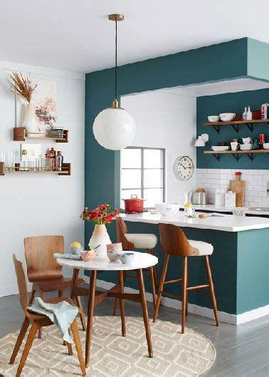 amenagement salon cuisine petit espace aménagement cuisine ouverte sur salon cuisine et