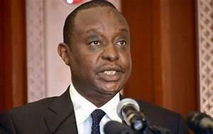 Cholera scare: Two Cabinet Secretaries hospitalised with ...