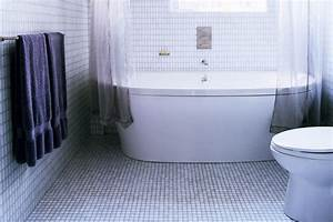 The best tile ideas for small bathrooms for Best toilets for small bathrooms