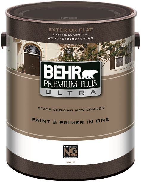 Behr Paints Utilizes NanoGuard Technology to Develop BEHR