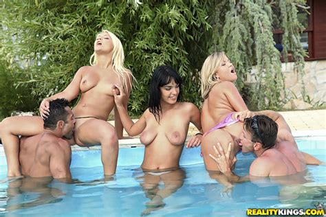 Pool Sex The Official Free Porn Video And Pictures By
