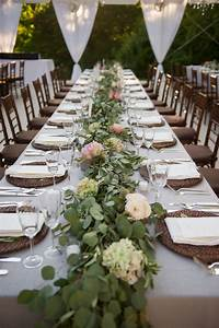 Greenery, Garlands, For, Weddings, By, Blush, Floral, Design