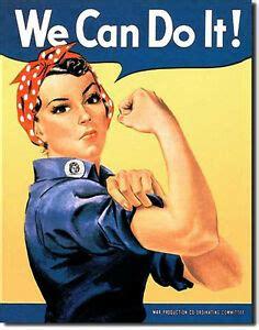rosie     poster powerfrau bild frauenpower