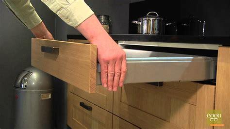 glissiere tiroir cuisine eggo tiroir nouveau modèle retirer et remettre tiroir