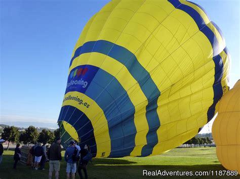 Hot air balloon flights from Barcelona, Spain | Barcelona ...