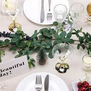 Balsacircle, 72-inch, Long, Extra, Full, Green, Artificial, Leaves, Greenery, Vine, Garland