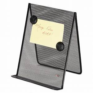 mesh document holder by rolodextm rolfg9c9500bla With steel document holder