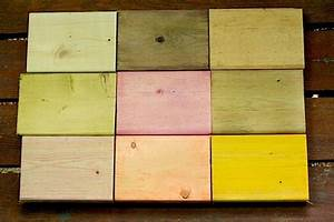 Pine Wood Stain Colors