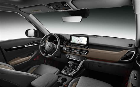 kia seltos interior korean car blog