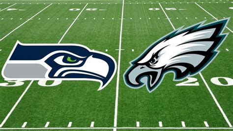 seahawks  eagles playoff betting odds point spread