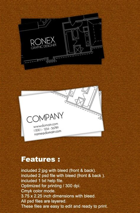 architect business cards google search architecture