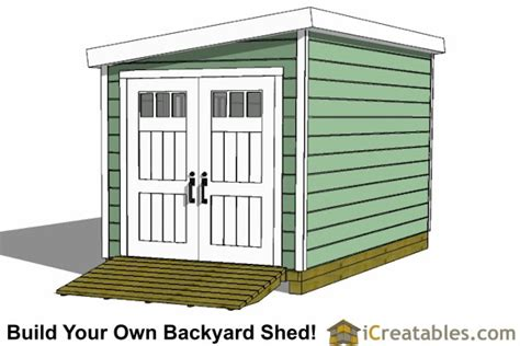 8x16 shed floor plan 8x16 lean to shed plans storage shed plans icreatables