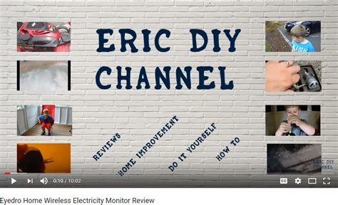 Eyedro Product Review Eyedro Wireless Home Video Review