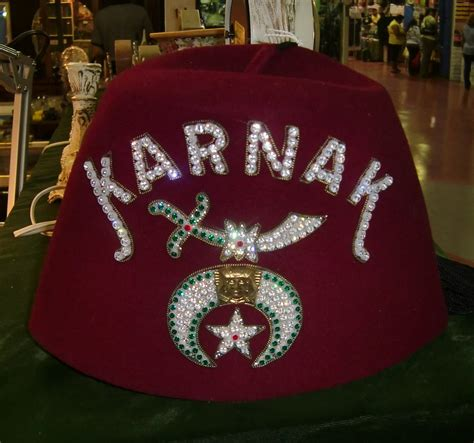 Karnak Shriners Fez From Montreal  Ee  For Sale Ee   At The Loc