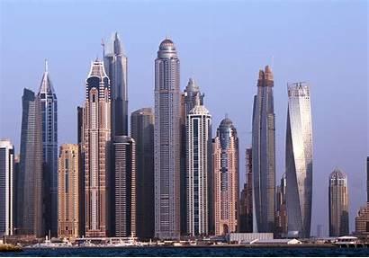 Marina Dubai Tallest Buildings Tower Princess Residential