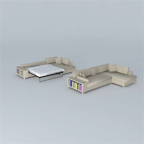fillsta l 3d model ethel l shaped sofa free 3d model max obj 3ds fbx stl