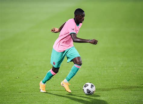 Report: Liverpool open talks to sign Ousmane Dembele on loan
