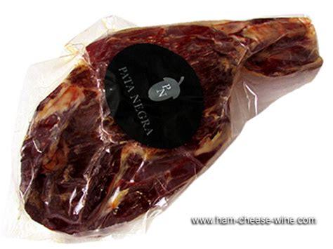 iberico ham de bellota pata negra boneless