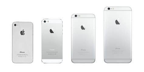 iphone sizes gigaom how will the new iphone screen sizes affect ios