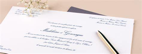 exemple de faire part mariage id 233 es de textes de faire part de mariage traditionnel