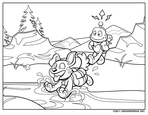 educational coloring pages dr odd