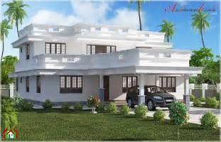 beautiful mansard house plans beautiful flat roof home design architecture kerala