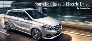 Mercedes Classe B Electrique : mercedes classe b electric drive 100 lectrique legipermis ~ Medecine-chirurgie-esthetiques.com Avis de Voitures