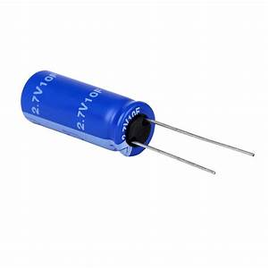 2 7v 10f 10 Farad Ultracapacitor Supercapacitor Farad