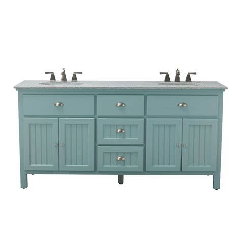home decorators vanity home decorators collection ridgemore 71 in w x 22 in d