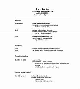 8 tutor resume templates samples examples format With free resume pdf