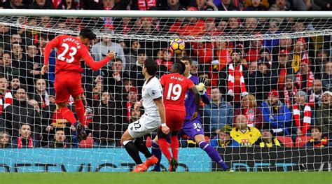 Liverpool Storm To Top Of The Premier League Table With 6