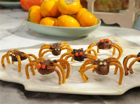 Truffle Spiders Recipe   Food Network
