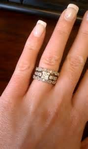 1 carat engagement rings show me your 1 1 5 carat engagement rings weddingbee