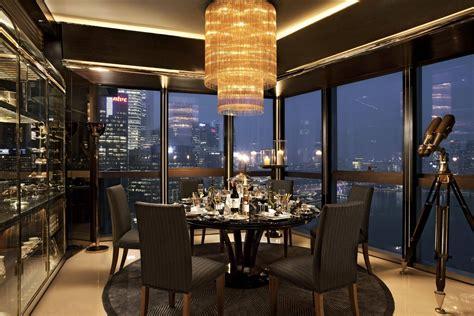 posh  luxurious apartment  singapore showcases