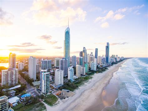 Q1 Image by Visit Q1 Skypoint Observation Deck Sea The Gold Coast
