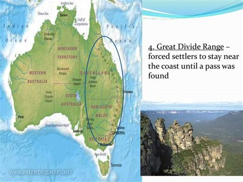 It lies 23° 26′ 22″ south of the equator, and deserts are every were mate. PPT - AUSTRALIA PowerPoint Presentation - ID:2767070