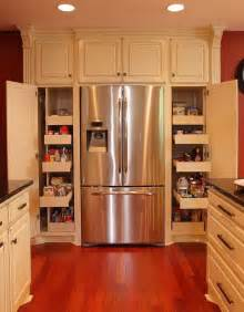 Small Pantry in Galley Kitchen Ideas