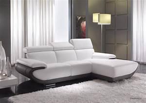 acheter votre canape contemporain fixe ou relax cuir ou With canapés modernes contemporains