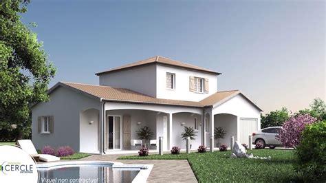 plain pied 4 chambres castellane maison avec tour de style provencale