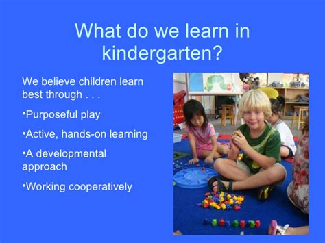 kindergarten parent power point 2010 2011 584 | kindergarten parent night power point 20102011 5 728