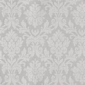 Grey Damask Wallpaper | My blog