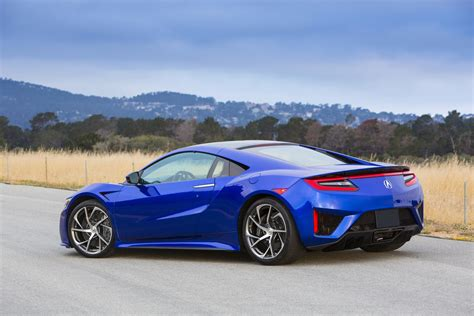 2017 acura nsx type r review 2020 suv update