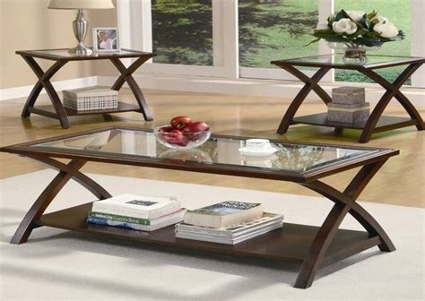 Beautiful Glass Coffee Tables • Residencedesignnet