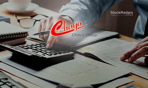 CHAYO เตรียมจ่ายปันผล หุ้นและเงินสด จากกำไรสะสมรอบปี 2562 | StockRadars News